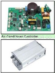 Verdampt luchtkoeler 230V Brushless DC Fan controller -thermostat met druksensor