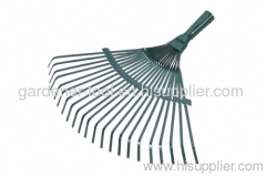 Garden Lawn Grass Rake To Gathering Leaves