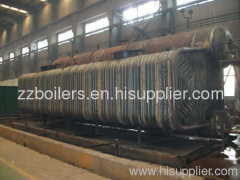 Fuel and Gas water tube Boilers