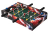 colorful mini foosball game table