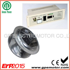RS485-interface EFU FFU ventilatorfiltereenheid EG Brushless Fan snelheidsregelaar
