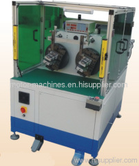Double-station Horizontal Winding Machine