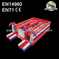 Kiddie Inflatable Maze For Sale