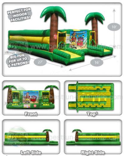 Tropical Maze