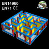 33' Giant Inflatable Maze