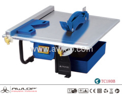 600W 180mm porcelain tile cutter Stationary Tools-TC180B