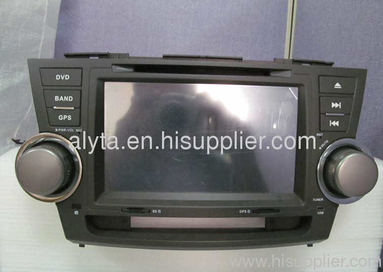 Operation video about Car DVD Navigation