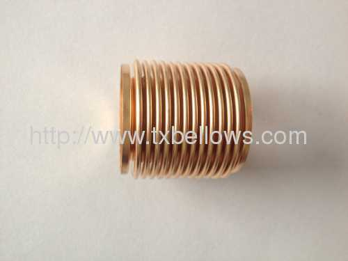 sensor bellows copper NNX 28.8x19.4x12