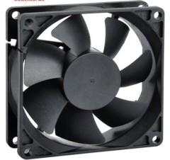 12V DC Brushless 8025 Clothes Dryer Cooling Fan