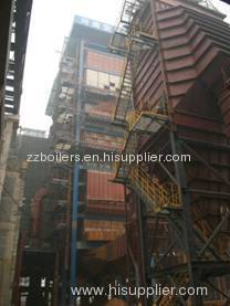 DHX series CFB boiler