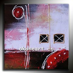 New Abstract Oil Painting-NA33
