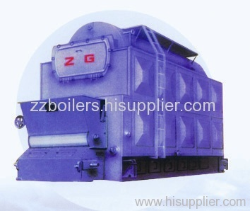 chain grate packaged boiler