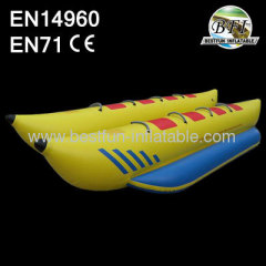 8 Persons Inflatable Banana Boat