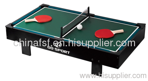 Funny Household Game And High Quality Mini Ping Pong Table