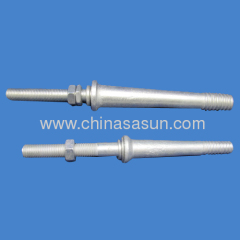 hot galvinized type spindle