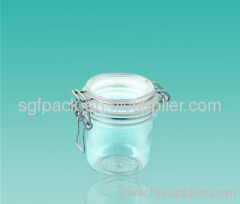 Plastic Storage Jar PET container