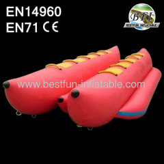 Water Banana Boat Double Tubes