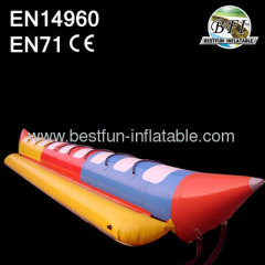 8 Seaters Inflatable Banana Boats
