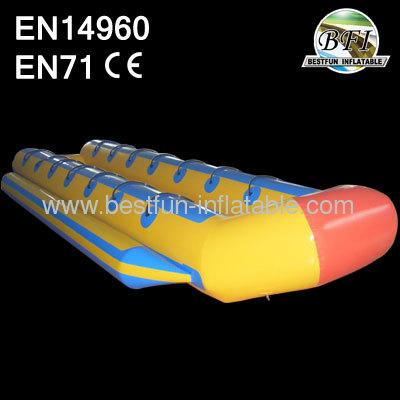 14 Person Inflatable Banana Boat