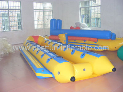 Best Pvc Inflatbale Racing Banana Boat