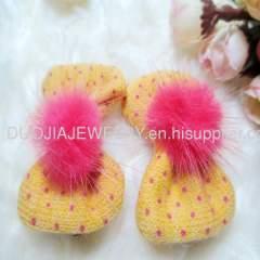 BYFJ1204 Bowknot Children hair clip/Hairpin/ hair grip