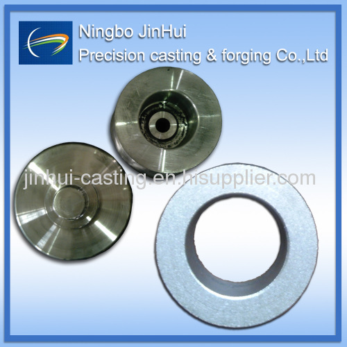 press forging; hot forgig; auto ring parts