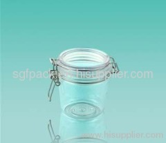 Stainless Steel Jar PET bottle food package
