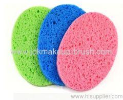oval cellulose sponge