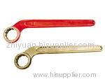 explosion-proof single bent box wrench