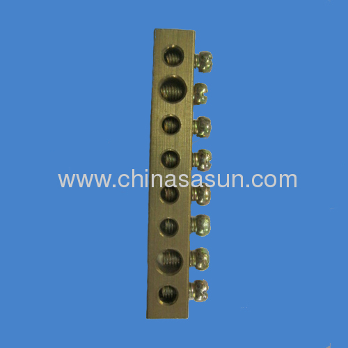 copper connectors for crimp wire china