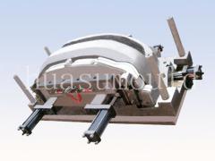 Automotive bumper mould-4