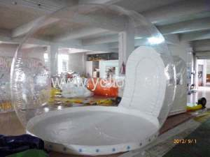 inflatable bubble c&ing tent & inflatable bubble camping tent from China manufacturer - yally ...