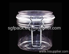 Biscuit Package Food container PET jar