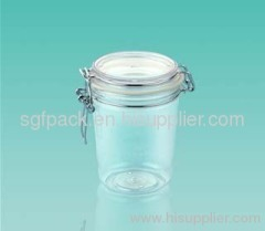 Storage bottle PET jar Food package