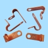 Cable P-Clip Copper for cable wire installation