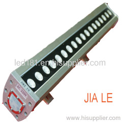 DMX 512 Square led wall washer