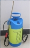5L Single-Shoulder air pressure water sprayer with pressure gauge