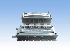 Automotive bumper mould-5