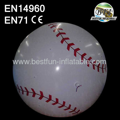 10' Helium Baseball