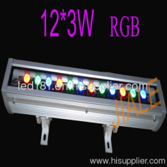 led strip wall washer light