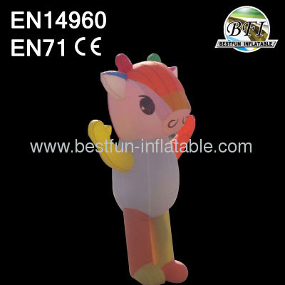 Promotional Inflatable Movable Cartoons