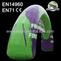 Inflatable Arch Finish Line