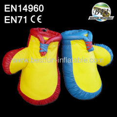 Inflatable Boxing Game Boxing Gloves