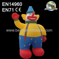 Giant Inflatable Clown Toy