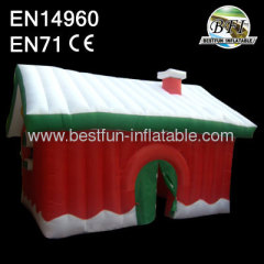 Inflatable Decoration Christmas House