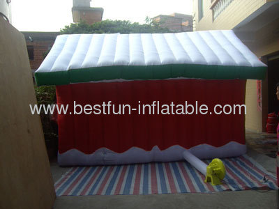 Inflatable Christmas House For Xmas Decoration