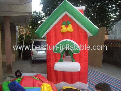 Customized Inflatable Decoration Christmas House