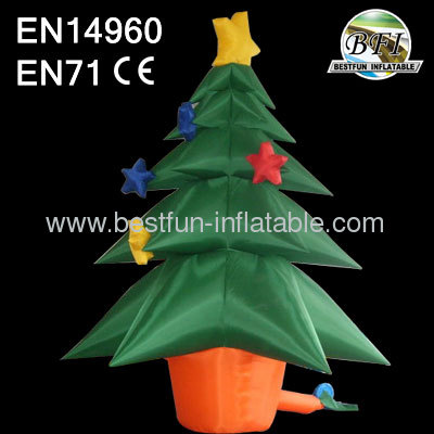 Outdoor Giant Inflatable Christmas Tree