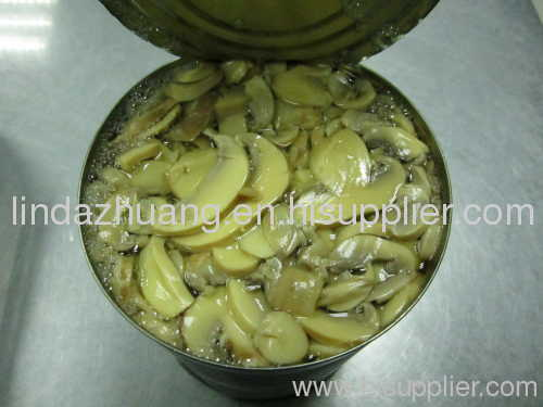 Kosher Canned Chopped Mushroom