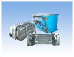 Automotive bumper mould-6